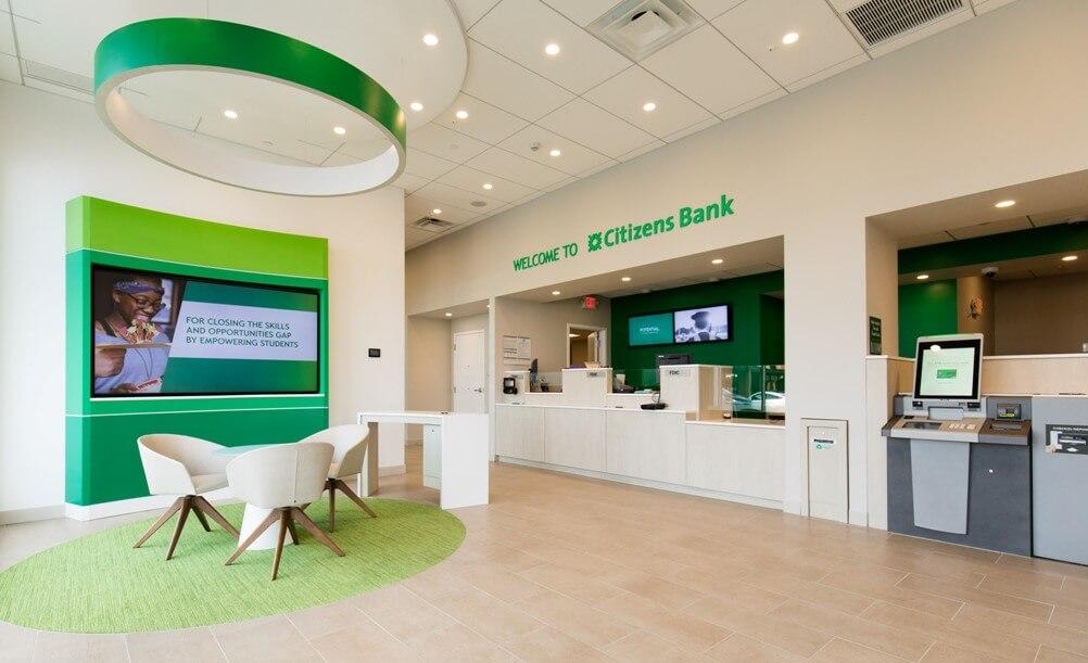 Citizen's Bank Charlestown Technology