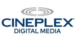 Cineplex Digital Media Logo