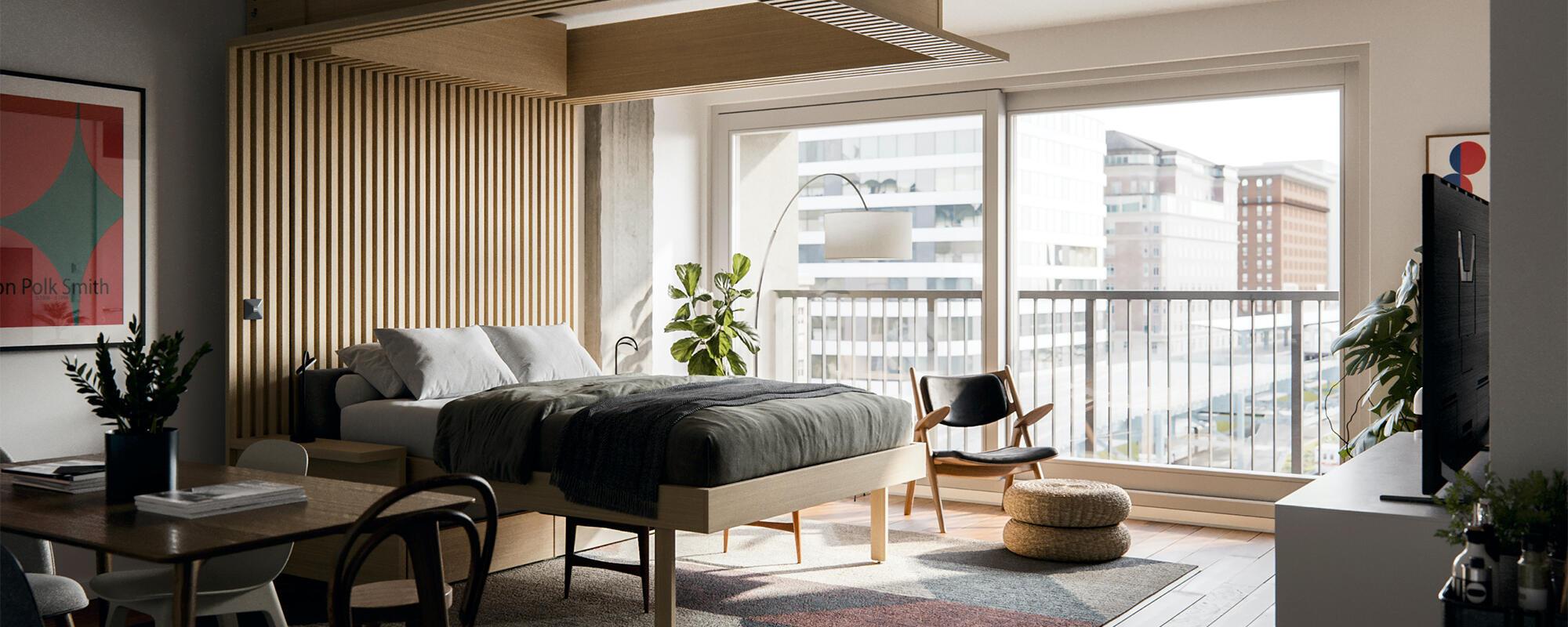 ORI Living Cloud Bed Sofa