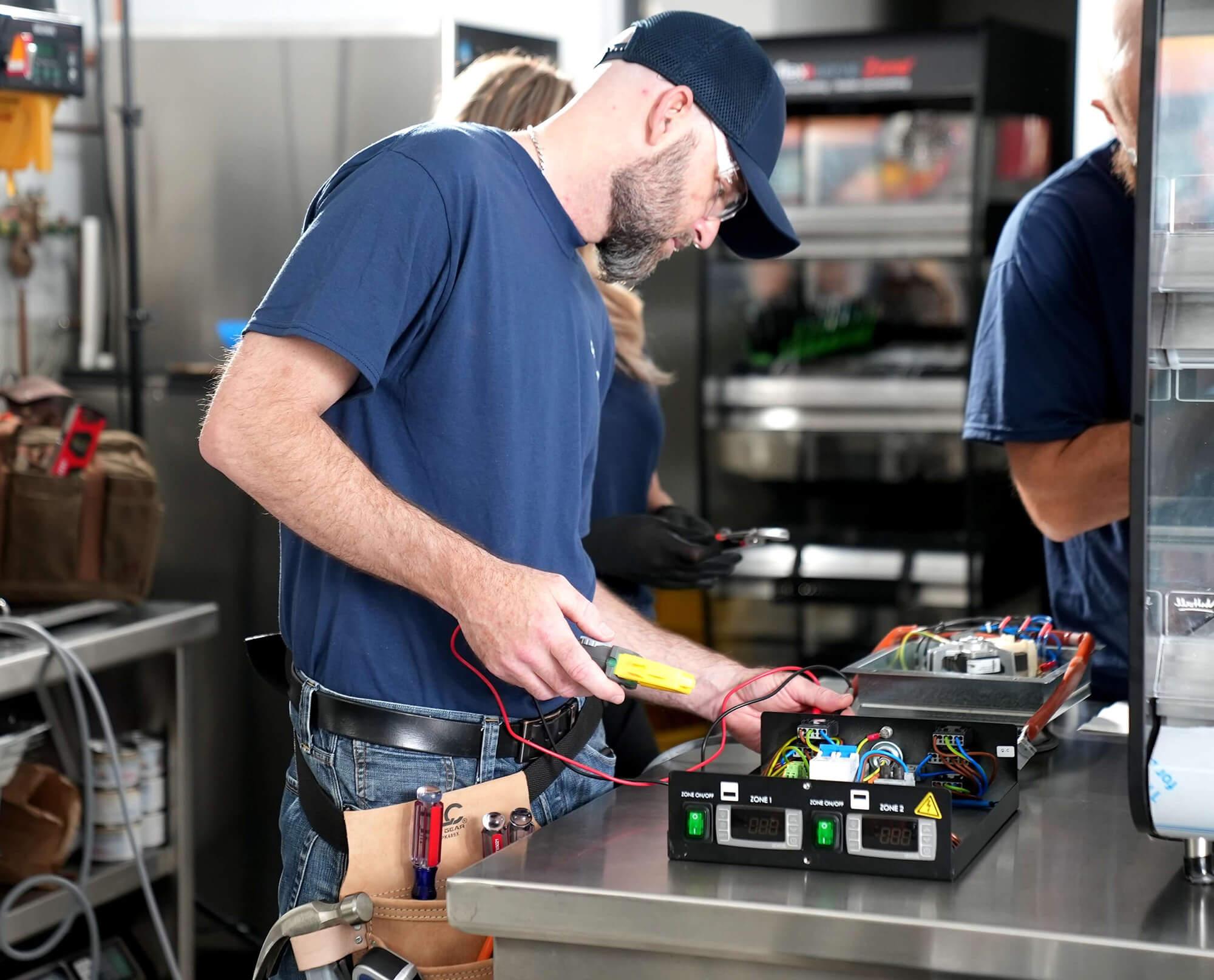 Davaco Multi-Site Service Support Facilities Maintenance