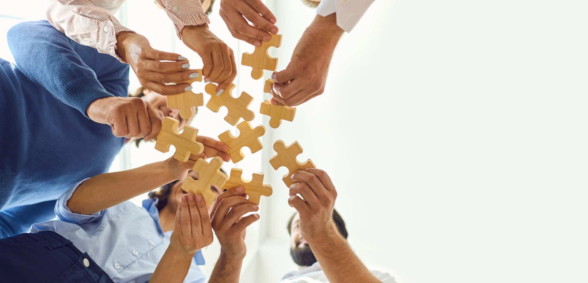 Davaco Multi-Site Let's Talk Puzzle Pieces
