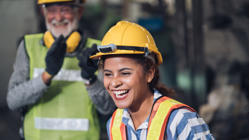 Davaco Multi-Site Happy Employee Construction Project Management