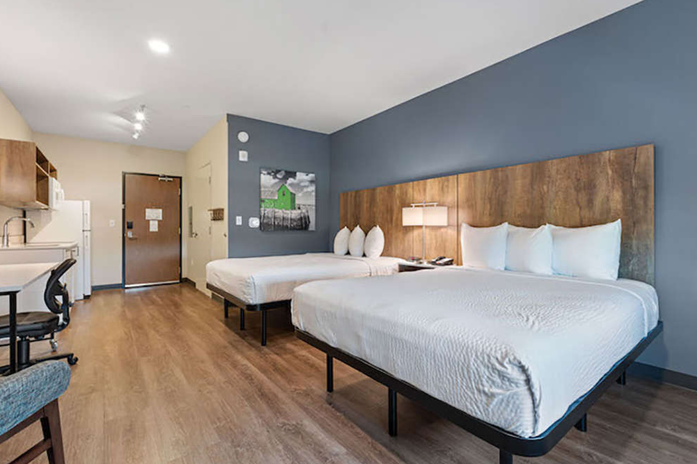 Extended Stay America Guest Room