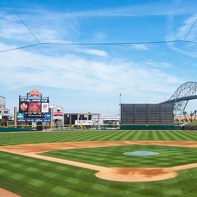 Corpus Christi Hooks Baseball Field