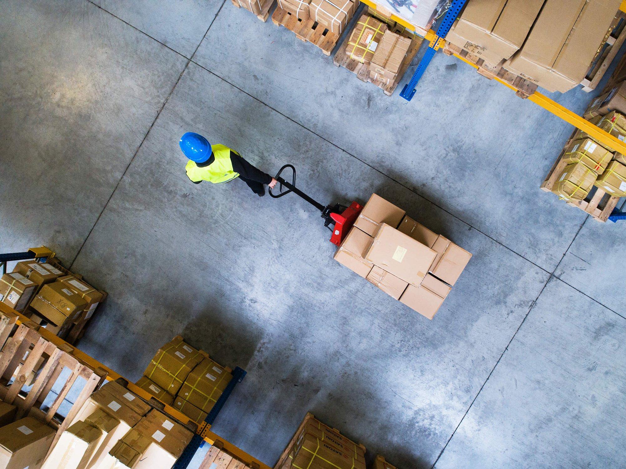 Inventory Logistics