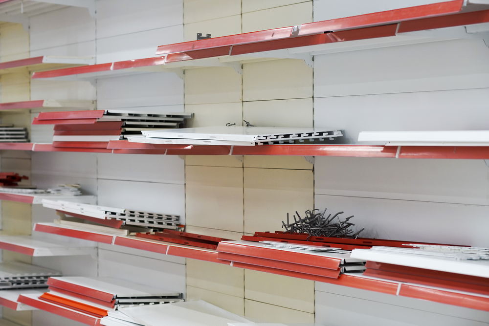 Retail Fixture Installation