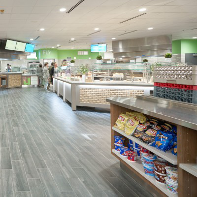 U.S. Air Force Dining Facility